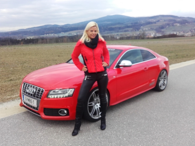A5 Coupe 3.0 TDI MBG-TUNED