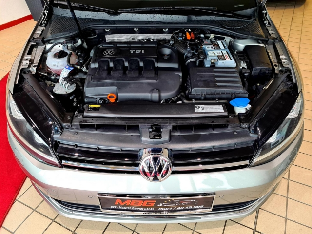 VW GOLF Highline DSG € 13.900.-