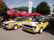Quattro Legenden 2016